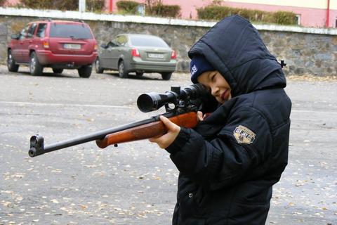 Малокалиберный охотничье-спортивный карабин ТОЗ-99.