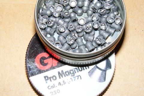 ИЖ-61. Пульки GAMO Pro Magnum.