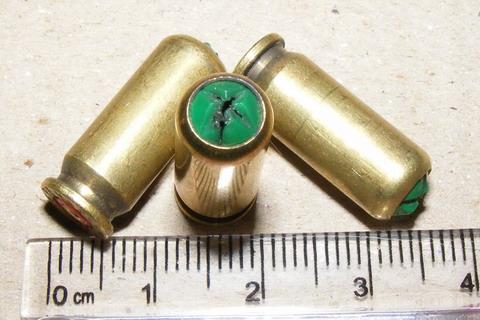 Холостые патроны 8 мм Терен-3.