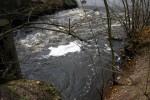 Воды реки Жерев.