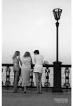 Таганрог. Девушки на Пушкинской набережной.
