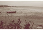 Таганрог. Берег залива, вид на Тагмет.