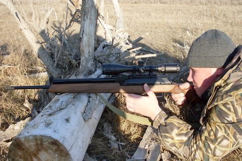 <b>Охота в Астраханской области.</b>