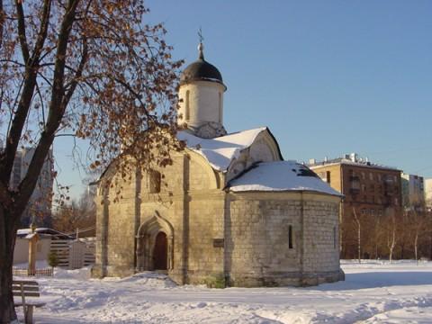 Храме Святого Трифона в Напрудной слободе Москвы. Фото с сайта www.stfond.ru