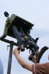 Зенитный пулемет.