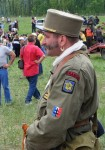 Французский солдат.