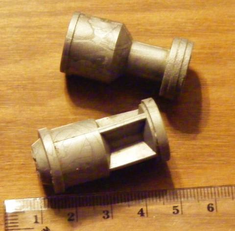 Резиновые пули 12 калибра.