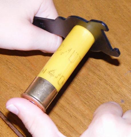Самостоятельное снаряжение патронов дробью. Калибрование патрона.