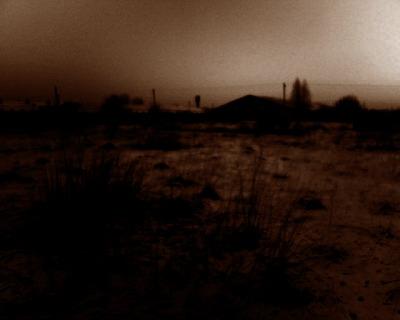 <b>Пустующая ферма. Ночная засидка на лису.</b>