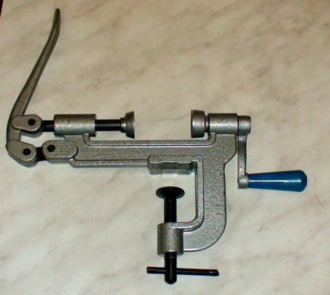 Закрутка для патронов 12 калибра своими руками