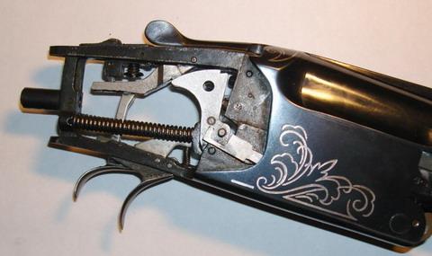 <b>Причина и устранение осечки нижнего ствола ружья ИЖ-27.</b>