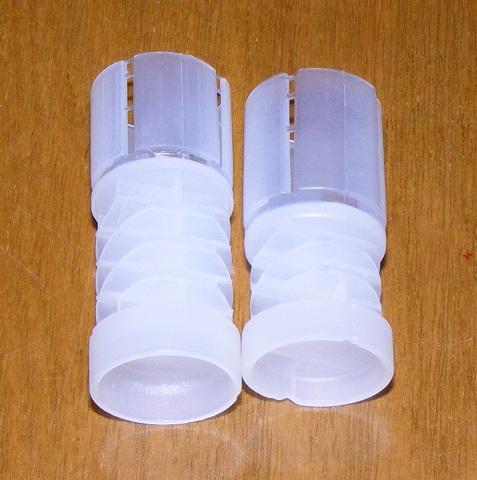 Пыжи-контейнеры на 24 и 32 грамма.