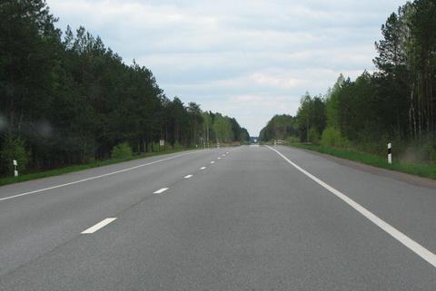 Житомирская область. Варшавская трасса.