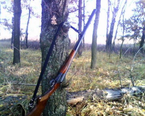 <b>Открытие сезона охоты 2011-2012 на пушного.</b>
