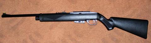 <b>Газобаллонная винтовка Crosman 1077.</b>