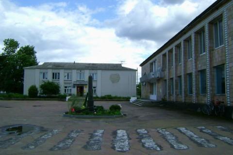 Липники. На центральной площади, фото 3.