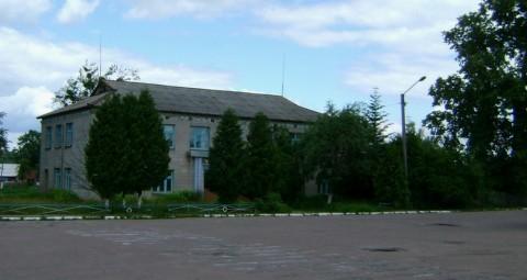 Липники. На центральной площади, фото 2.