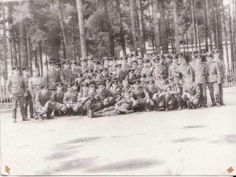 В/ч 32157, 1-й дивизион. 87-й год.