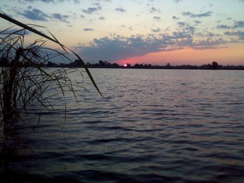 На Бугаевкой появляется Солнце.