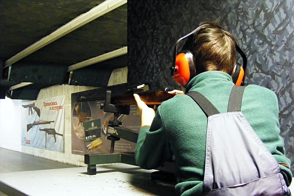<b>Сколько гражданского оружия у белорусов</b>