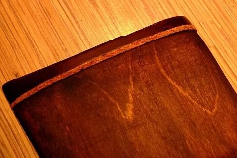 ТОЗ-17-01. Фрагмент ложи в районе затыльника после реставрации.