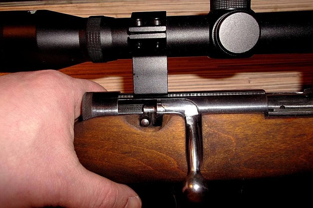<b>Мой карабин ТОЗ-17-01</b>