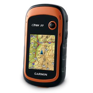 <b>Отзыв о навигаторе Garmin eTrex 20</b>