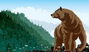 <b>Схватка! Авторский рассказ о войне и охоте на медведя</b>
