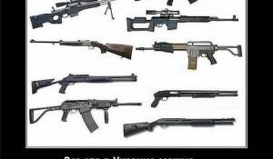 <b>Все, что вы хотели знать об оружии в Украине, но боялись спросить</b>