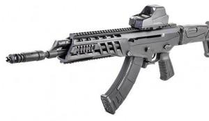 <b>AK Alfa — автомат Калашникова по-американски</b>