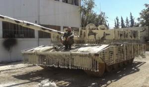 <b>Ближневосточный «тюнинг» бронетехники</b>
