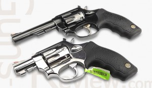 <b>Обзор револьверов под патрон Флобера от TAURUS</b>