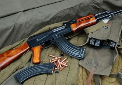 Легендарный АК-47