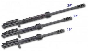 <b>Винтовки AR-15 освоили крупный калибр</b>