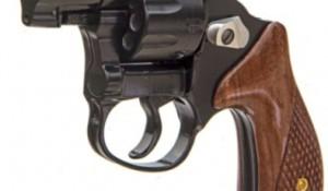 <b>В Индии создан самый лёгкий револьвер в мире</b>