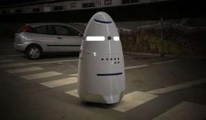 <b>Китайские инженеры разработали робота-патрульного</b>