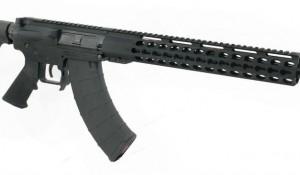 <b>Американцы «скрестили» AR-15 и АК-47</b>