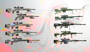 <b>Обзор снайперской винтовки Stealth Recon Scout</b>