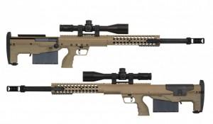 <b>Снайперская винтовка Desert Tech HTI</b>