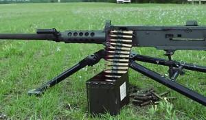 <b>Американская армия получит титановые пулемёты</b>