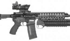 <b>«Зеркальная» винтовка AR-15</b>