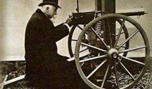 <b>Проект автоматичної гвинтівки Х.С. Максима</b>