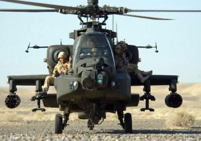 Ударний вертоліт WAH-64D Apache (Великобританія, США). Джерело: backus.ru