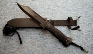 <b>Бойові ножі спецслужб світу</b>