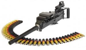 <b>iNkunzi Strike – смесь пулемёта с гранатомётом</b>