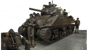 <b>Французский танковый музей распродаёт свою коллекцию</b>