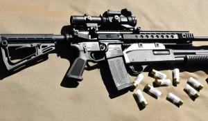 <b>В Канаде создали подствольный дробовик для винтовки</b>