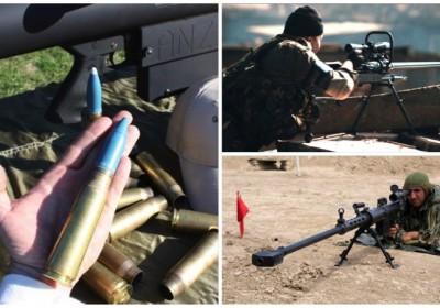 Как выглядят самые большие крупнокалиберные винтовки и их снаряды
