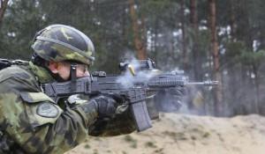 <b>Чехия вооружается новыми автоматами</b>
