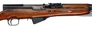 <b>Канадцы «скрестили» СКС и AR-15</b>